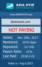 ссылка на мониторинг http://www.asiahyip.com/details/147/