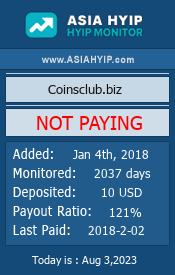 ссылка на мониторинг http://www.asiahyip.com/details/154/
