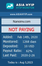 ссылка на мониторинг https://www.asiahyip.com/details/268/