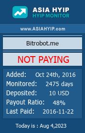 ссылка на мониторинг http://www.asiahyip.com/details/42/