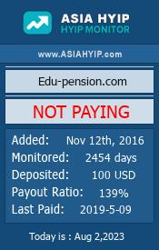 ссылка на мониторинг http://www.asiahyip.com/details/47/